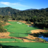 A view from the 3rd tee at Preserve Golf Club