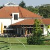 A view of the clubhouse at Berliner Golf & Country Club Motzener See
