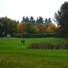A fall day view from Schmitzhof Golf & Country Club