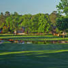 View of the 12th hole from the Eighteen Hole course at Holiday Island Country Club