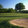 View of the 1st green from the Eighteen Hole course at Holiday Island Country Club