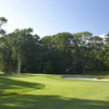 View of the 16th hole from Seaview - The Pines Course