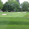 A view from tee #7 at North Hills Country Club