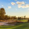 View of the 3rd green from Sand Valley Golf Resort