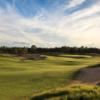 A view from the right side of fairway #12 at Sand Valley Golf Resort