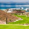 A view of fairway #14 at CostaBaja Golf Club and Resort