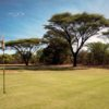 A view of a hole at Elephant Hills Resort Golf Course