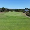 A view of the 17th fairway at Goose Valley Golf Club