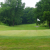 A view of the 17th hole at Pickering Valley Golf Club