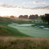 A view of the 17th green at The ACE Club