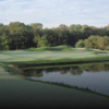 A view from tee #17 at TPC Jasna Polana