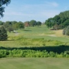 View from the 9th tee on the Blackbird nine at Indian Creek