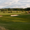 A view of hole #5 at The RiverCrest Golf Club and Preserve