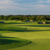 A view from a fairway at Eagle Creek Golf Club