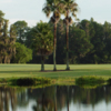 A view of fairway #18 at Heritage Springs Country Club