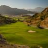 A view of th 16th hole at TPC Danzante Bay