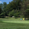A view of a green at Army Navy Country Club - Fairfax (Tom Neff)