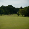 A view of hole #2 at Franconia Golf Course