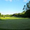 A view of a hole at Brookline Golf Course from Robert T. Lynch Municipal