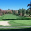 A view of a fairway at Derryfield Country Club