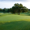 A view of a green at Highland Park Golf Course