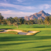 View of the 14th green at Adobe Course at Arizona Biltmore Golf Club