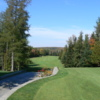 A view from a tee at Club de Golf Dorchester.