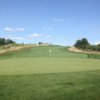 Looking back from green #3 at Lebovic Golf Club.