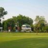 A view of a hole at Army Environmental Park & Training Area Golf Course Jabalpur (Golfgaga Greens)