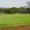 A view of a green at Hawk Shahbaaz Ecological Park & Training Area Golf Course (Golfgaga Greens)