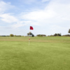 View of the 8th green at Skegness Golf Centre