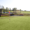View of the 9th green at Skegness Golf Centre