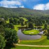 A view from Paris Mountain Country Club