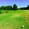 A view from the 9th tee at Orchard Hills Golf Club