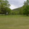 A view of a hole at Riverview Country Club