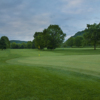 A view of the 16th green at Moundsville Country Club