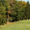 A view of a green at McCann Memorial Golf Course
