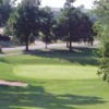 A view of a green at Darlington Country Club