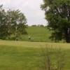 A view of hole #18 at Perry's Landing Golf Course