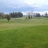A view of a fairway at Emerald Hills Golf Course