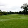 A view from a tee at Maple Hills Golf Course