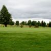 A view of a green at Maple Hills Golf Course