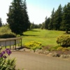 A view of the 1st hole at Bellingham Golf & Country Club