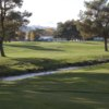 A view of a green at Suntides Golf Course