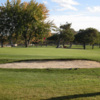 A view of a hole at Suntides Golf Course