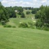 A view from a tee at Holston Hills Community Golf Course