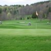 A view of a tee at Montpelier Elks Country Club