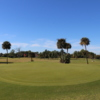 View of the 9th hole at Mirror Lakes Golf Club