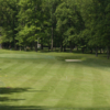 A view of a hole at Knoll Country Club