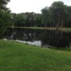 A view over the water from Kresson Golf Club